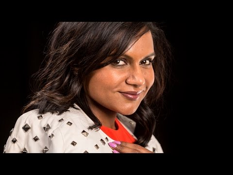 Mindy Kaling of 'The Mindy Project' live from LAT