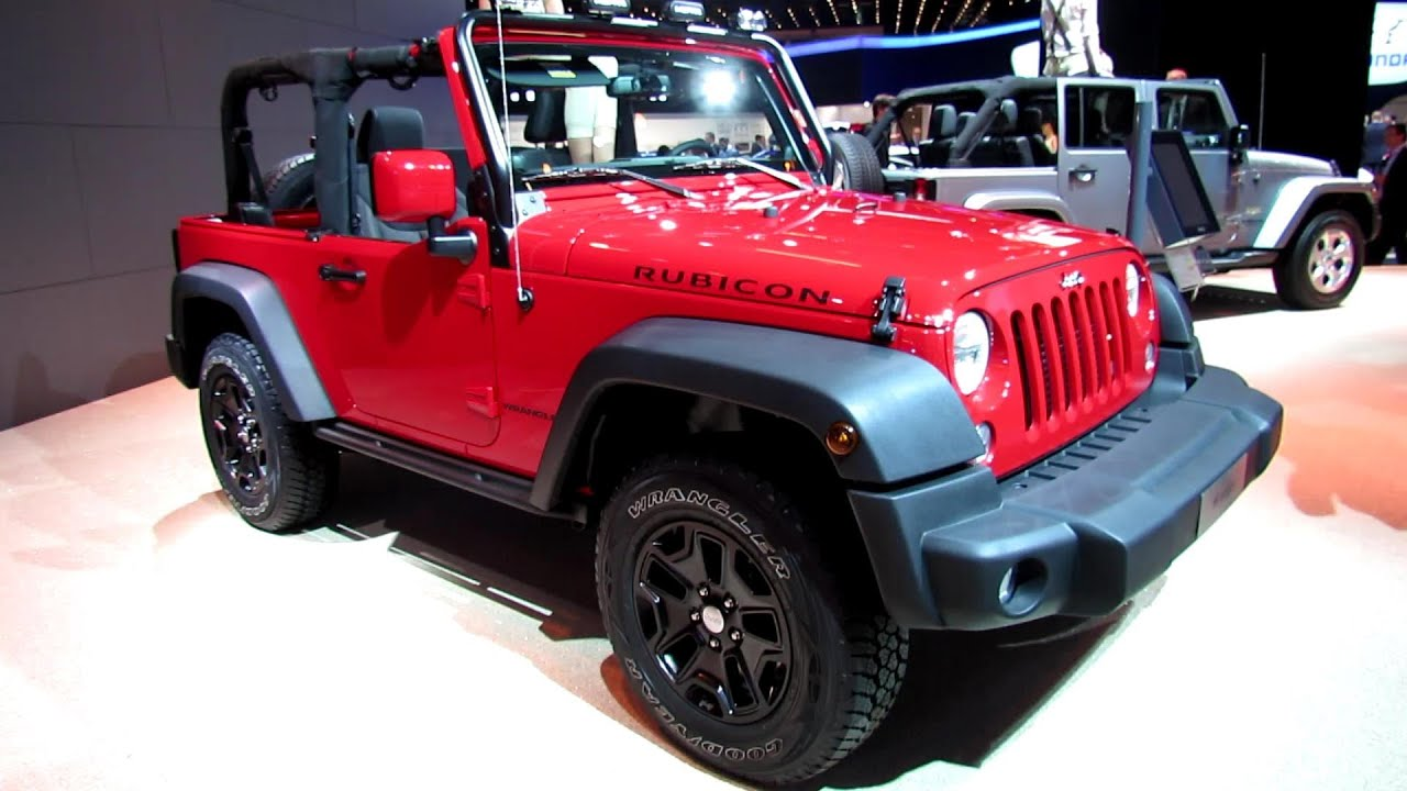Diesel jeep wrangler rubicon for Jeep with diesel motor