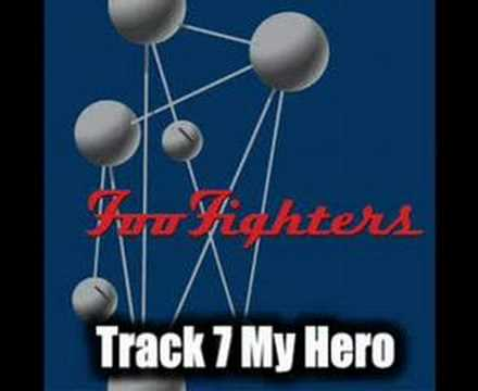 Thumbnail of video Foo Fighters - My Hero