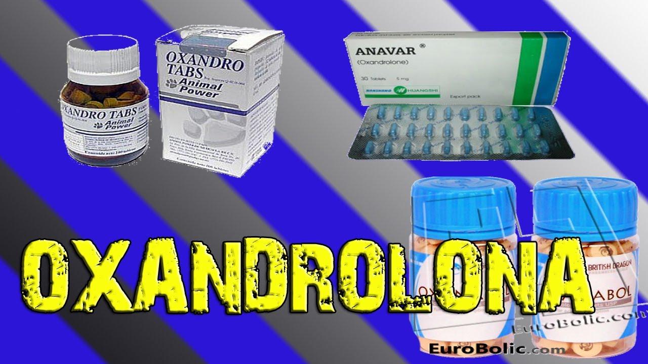 oxandrolona comprar