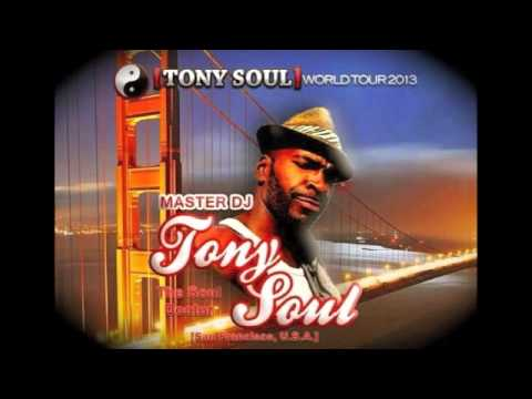HMSN PRESENTS... MASTER DJ TONY SOUL - SOUTH AFRICA - BUSH RADIO 89.5 FM - DEEP HOUSE