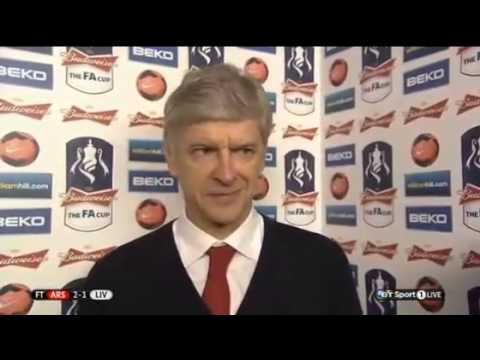 Arsene Wenger responds to Jose Mourinho