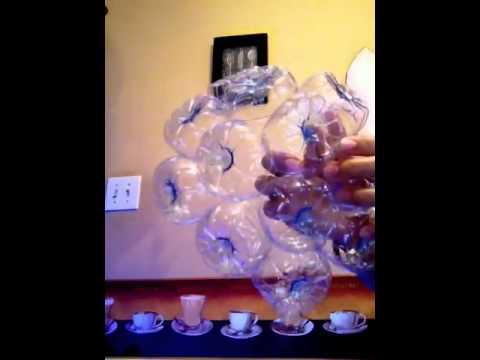 Como hacer lampara burbuja youtube - Como hacer lamparas ...