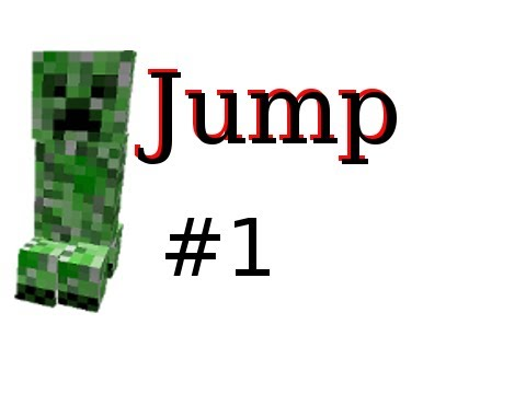 Minecraft - Jump Custom Map with Nova Part 1: JUMP