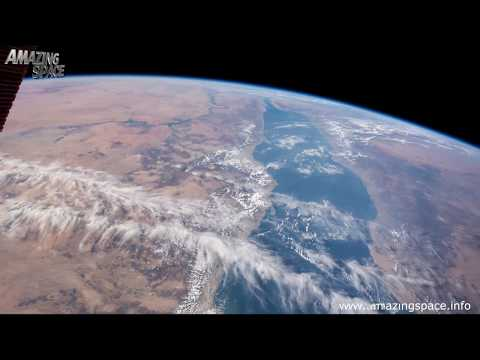 Earth From Space : Time Lapse from the International Space Station  HD