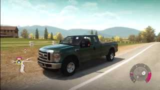Forza Horizon Ford Superduty (Powerstroke?) Review/Talk
