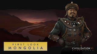 Sid Meier's Civilization VI - Rise and Fall: Mongólia