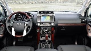 2016 - 2016 Toyota Land Cruiser Prado 150