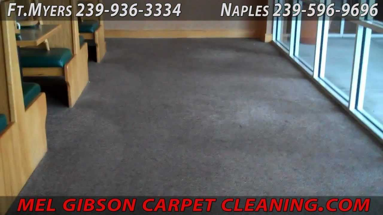 Restaurant Carpet Cleaning Fort Myers - YouTube