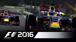 F1 2016 - Launch Trailer