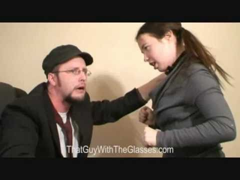"Nostalgia Critic ""NOSTALGIA FIGHT!!!!"""