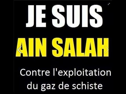 NO AU GAZ DE SCHISTE DON ALGERIA-AIN SALAH-(وقفة سلمية بولاية الاغواط (لا لغاز الصخري بعين صالح