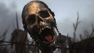 Call of Duty: WWII - Nazi Zombies: The Darkest Shore Trailer