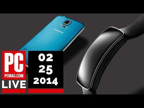 PCMag Live 02/25/14: New Samsung Smartwatches & Apple's Security Flaw