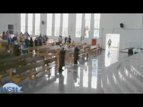 Santa Missa | 10.10.2021 | Domingo | Padre Fernando Silva | ANSPAZ