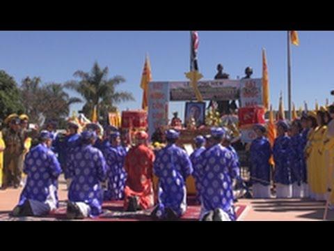 Lễ giỗ Cố Tổng thống Nguyễn Văn Thiệu