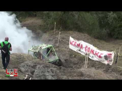 Marcello B. Campionato Italiano Trial 4x4 FIF Villagrande 2014