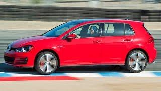 2015 Volkswagen GTI Hot Lap! 2014 Best Driver's Car