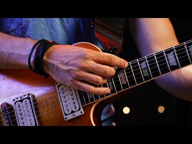 How to Play Pinch Harmonics | Heavy Metal Guitar Lessons