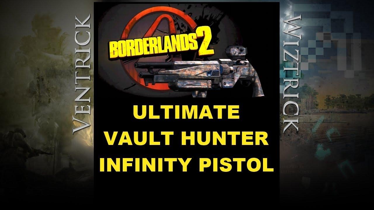 how to go to true vault hunter mode