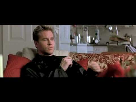 Val Kilmer in The Saint