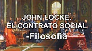Jhon Locke: El Contrato Social