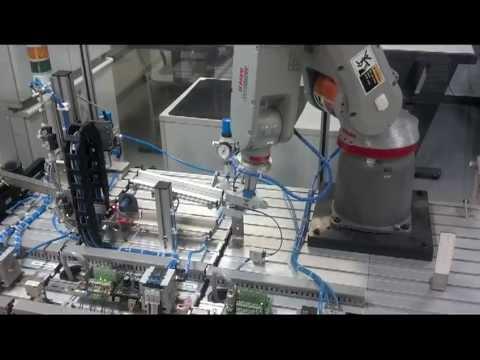 Técnico de Mecatrônica - Robótica - Senai Sorocaba
