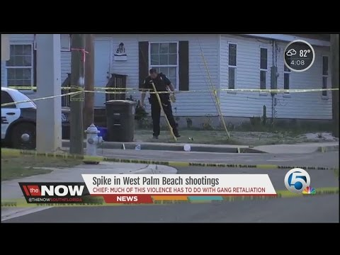 Shootings In West Palm Beach Fl