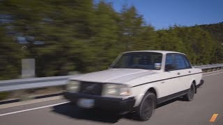 1992 Volvo 240: A Touch of Class -- /WHEEL LOVE. Drive Youtube Channel.