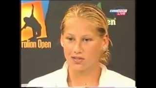 Anna Kournikova   Exclusive Rare Compilation 1998 - 2003