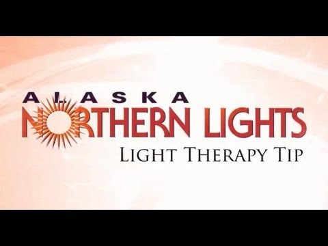 Early Morning Insomnia -- Light Therapy Tip