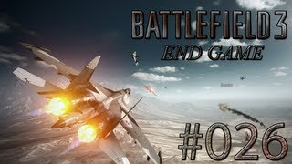 Let's Play Battlefield 3 (MP) #026 - Luftübermacht (Endgame) view on youtube.com tube online.