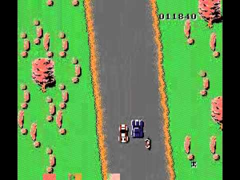 Spy Hunter - Spy Hunter (NES) - Vizzed.com Play - User video