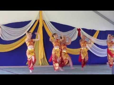 oroville hmong new year 2014-2015 (nkauj hmoob hli xiab) thai dance