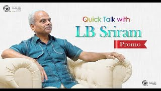 LB Sriram Interview Quick Talk With iQlik Promo