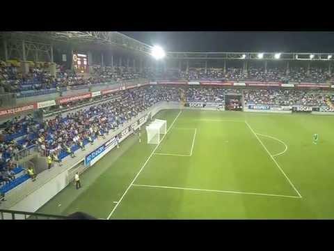 Neftchi fans (Araz Abdullayevin qolu)