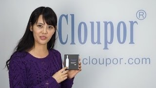 Self Cleacn Weed Atomizer Cloutank M3 From Cloupor Dry