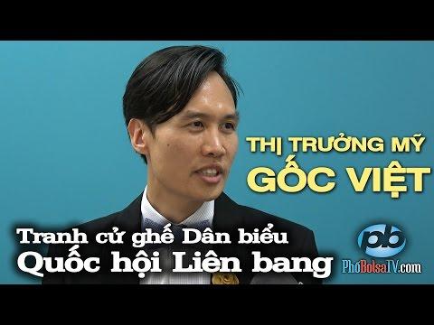 Thị trưởng Mỹ gốc Việt tranh cử DB Liên Bang: