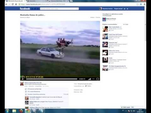 Tutorial Como Baixar Videos Do Facebook Pelo ''Google Chrome''