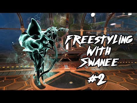 Freestyling with Swanee #2 - Rocket League (Best Goals and Funny Moments)