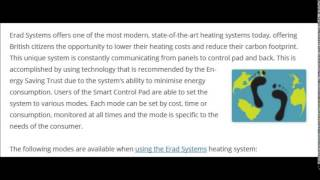 [Erad Systems - Modes of eRad heating systems] Video