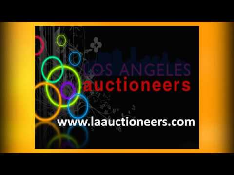 Auction Company for over 30 years in Los Angeles