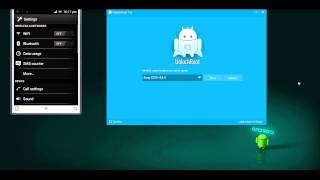 How To Root Sony Xperia Tipo / Miro ( One Click Root