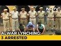 3 Arrested In Rajasthans Alwar After Man Killed For Cow Smuggling