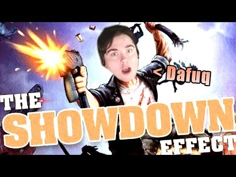 JUSTICIA POR MANO PROPIA! - The Showdown Effect