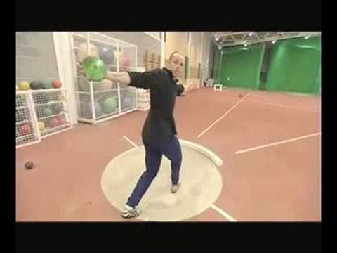 Beijing 2008  - Discus Throwing Guide
