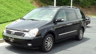 2012 Kia Sedona EX Quick Tour videos