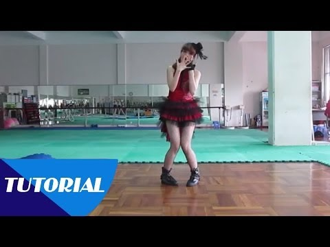 [Tutorial][Mirror] Dạy Nhảy Sexy Love - T-Ara dance cover by R.o.s.a Alba From Viet Nam