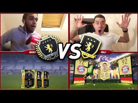 Fut champions elite 1 vs gold 1 rewards ft 90 walkout for Deco 90 fut 18