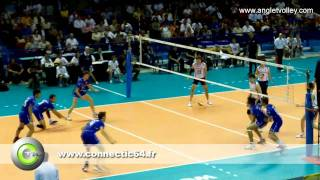 France Vs Corée Du Sud Volleyball 2011